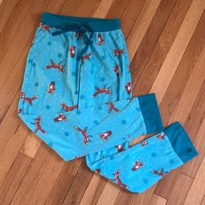 Other - Fox Flannel Pajama Bottoms